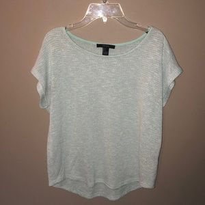forever 21 small knit T-shirt